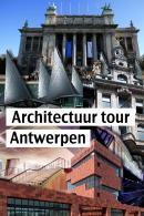 Architectuur Tour in Antwerpen