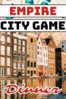 Empire Dinner Game in Antwerpen