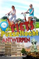 Fietspuzzeltocht in Antwerpen