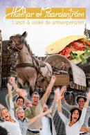 Koetstocht – Lunch – Onder de Antwerpenaren