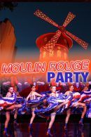 Moulin Rouge Party in Antwerpen