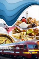 High Tea – Rondvaart – Antwerpen Express