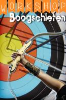 Workshop Boogschieten bij Antwerpen