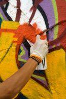 Graffiti workshop in Antwerpen