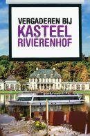 Vergaderen Kasteel Rivierenhof bij Antwerpen