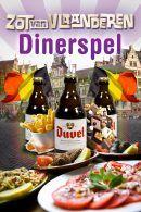 Het Zot van Vlaanderen Dinerspel in Antwerpen