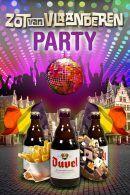 De Zot van Vlaanderen Party in Antwerpen