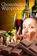 Wijn- en Chocolade Degustatie in Antwerpen