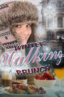 Winter Walking Brunch in Antwerpen