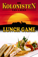 Kolonisten van Catan Tablet Lunch Game