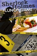 Sherlock Holmes Lunch Game in Antwerpen