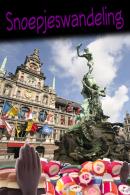 Snoepjeswandeling in Antwerpen