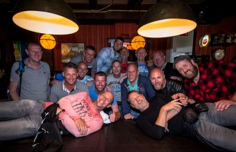 Crazy 88 in Antwerpen